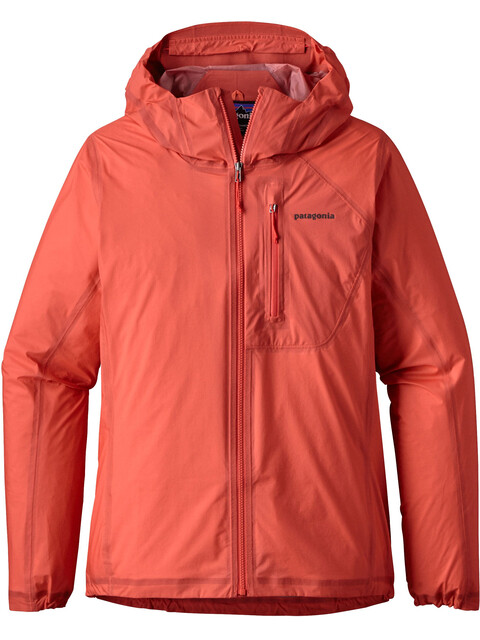 Patagonia W's Storm Racer Jacket Carve Coral